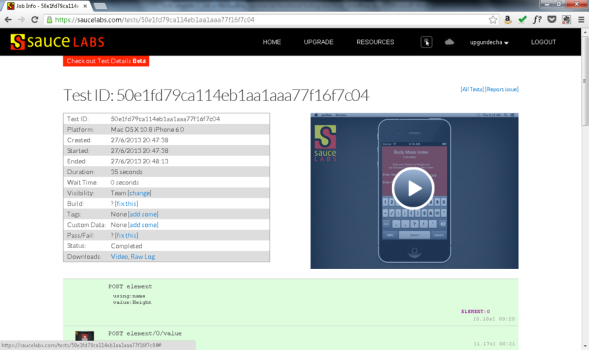 Testing native Mobile Apps with TestComplete and Appium – An